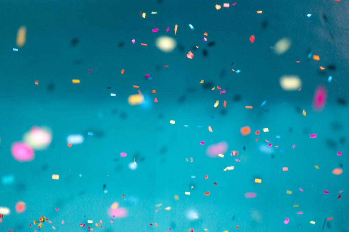 5 Dinge, die du für die Umwelt tun kannst: Feiern