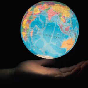 Wenn sich die ganze Welt über's Klima unterhält