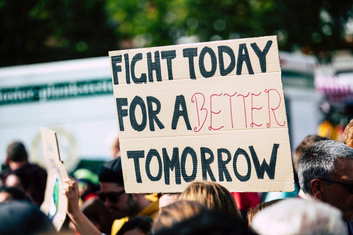 Zwischen Frust und Hoffnung: Engagement von Jugendlichen auf der 22. Klimakonferenz