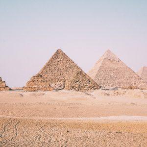 Endangered Places: Ägypten