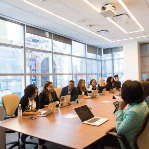 Einblick in unsere Redaktionssitzung