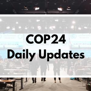 24. UN-Klimakonferenz täglich zusammengefasst