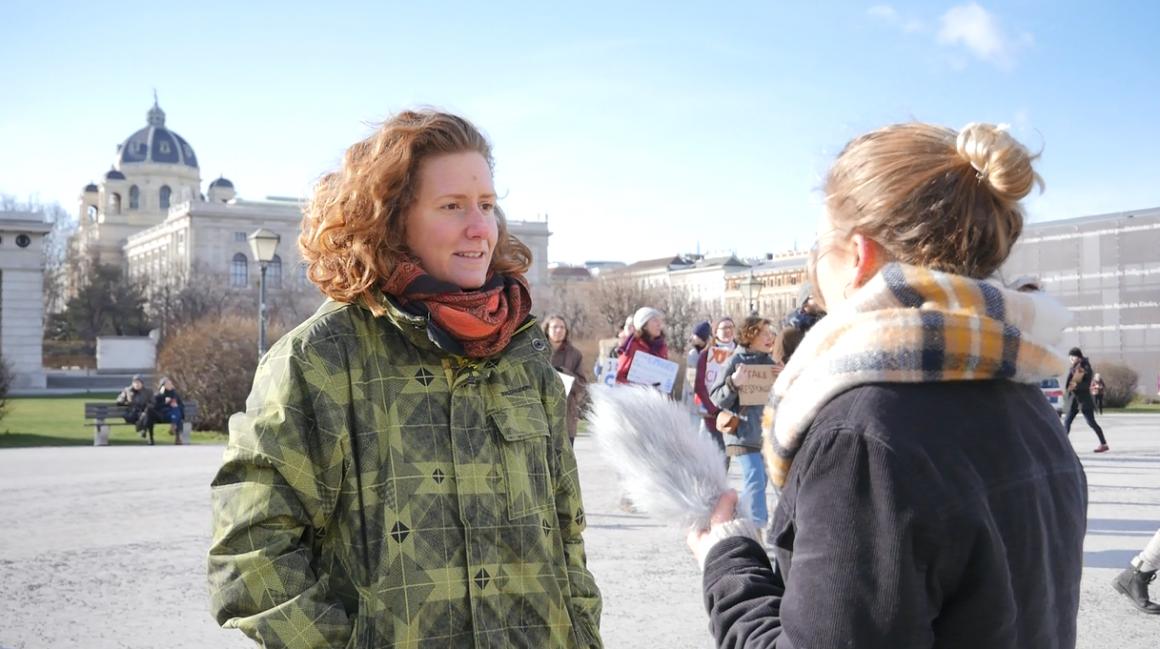 Streiken für's Klima – wofür steht der Climate Strike in Wien?