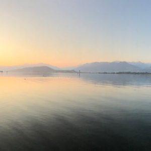 Mittelmeerurlaub am Zürichsee