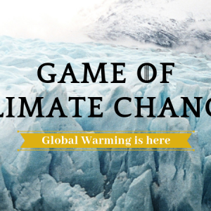 Climate Change is coming [Infografik]