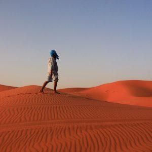 Marokko: Wie Sahara und Skifahren zusammenpassen
