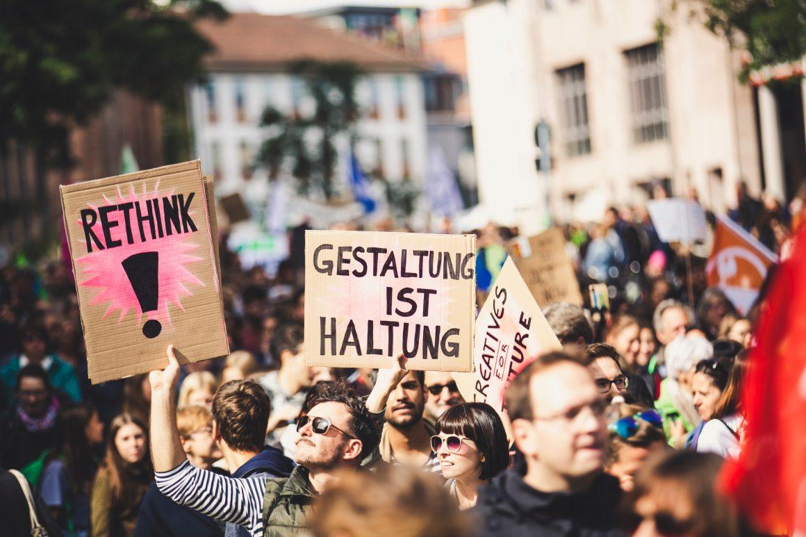 Hätten, sollen, wollen – TUN! Ein Kommentar über Aktivismus
