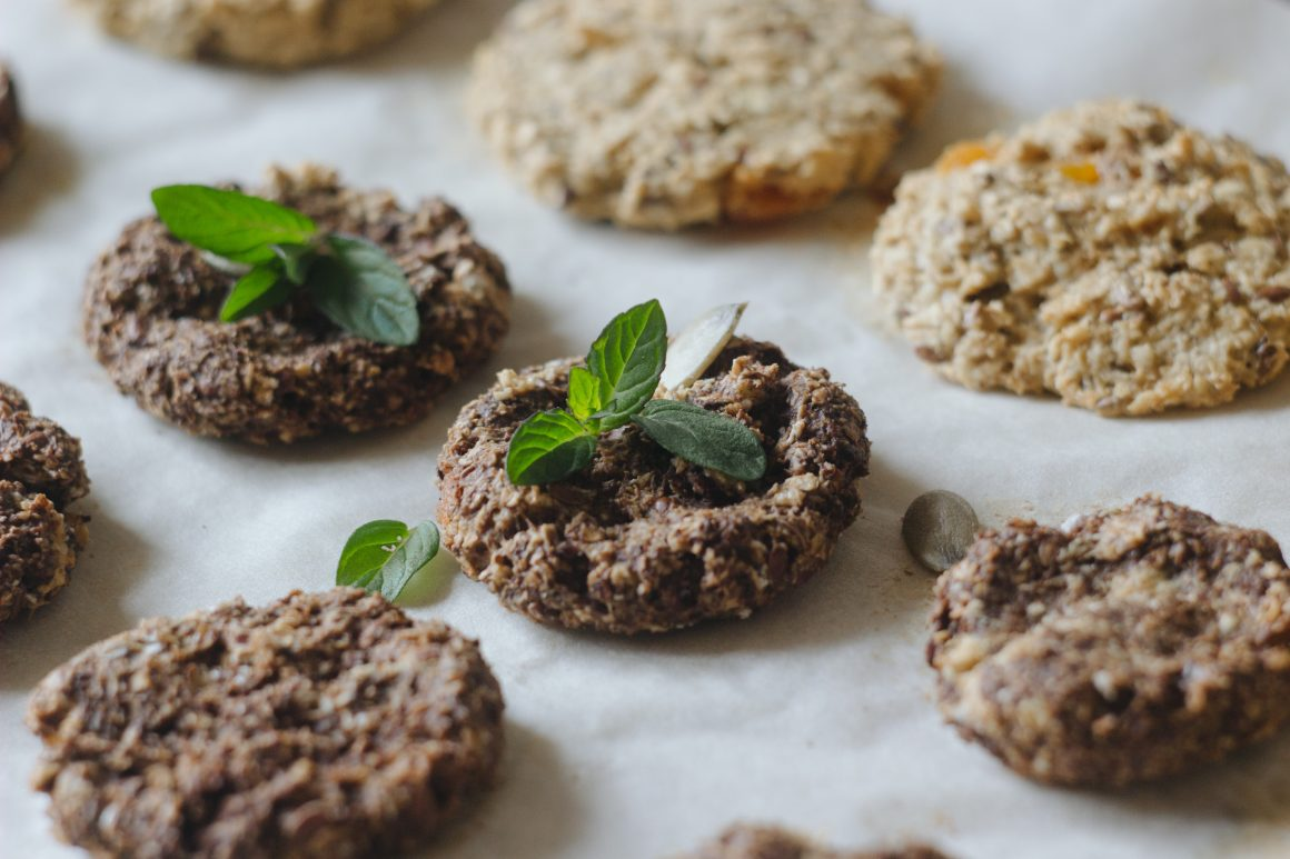 Boys who bake plant-based