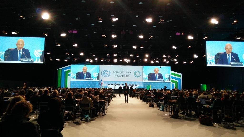 Ausblick auf die COP25 in Madrid