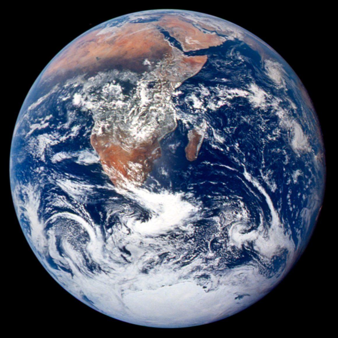 Happy Earth Day: Die Erde atmet nicht auf