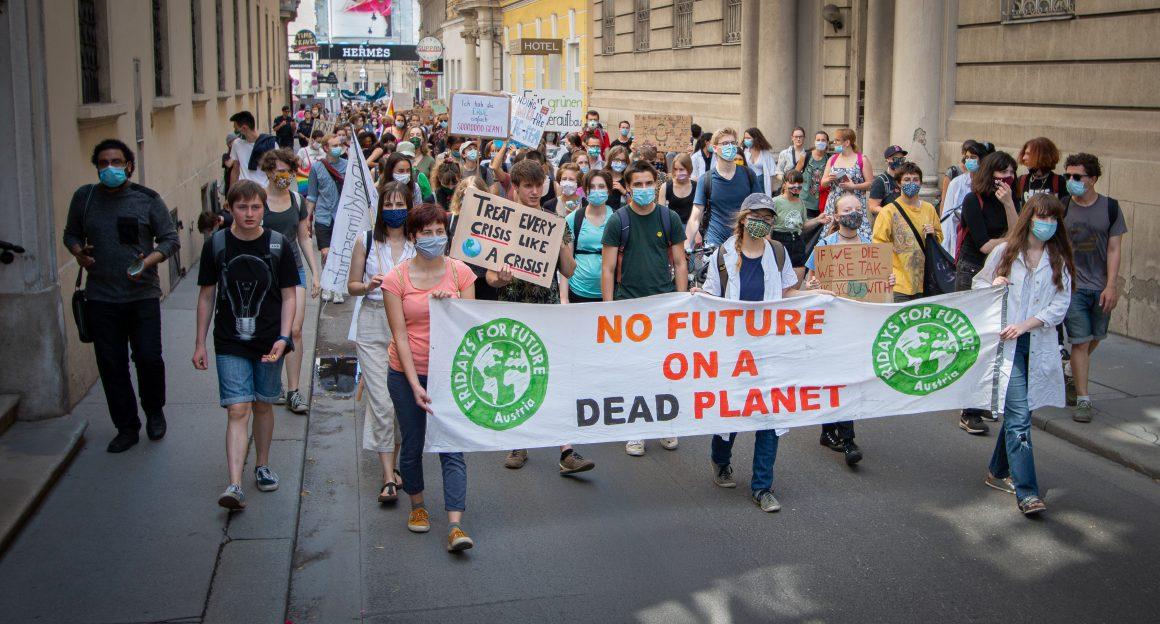 Coronakrise: Darf man jetzt für´s Klima auf die Straße gehen?