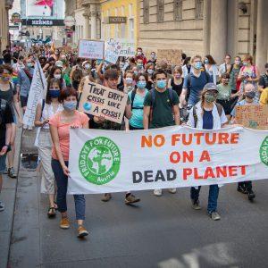 Trotz Coronakrise für's Klima auf die Straße gehen?
