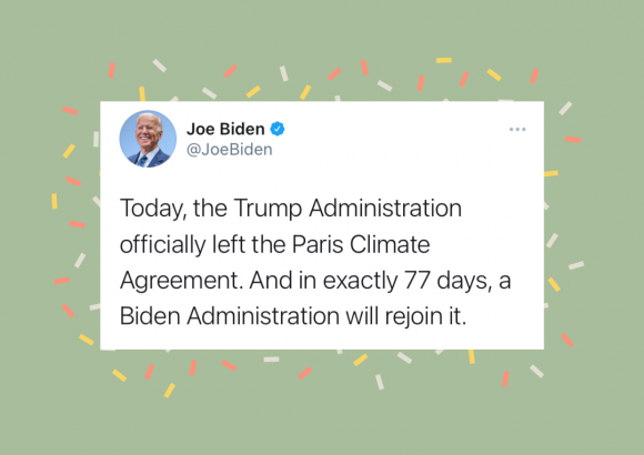 Joe Biden und die Klimapolitik
