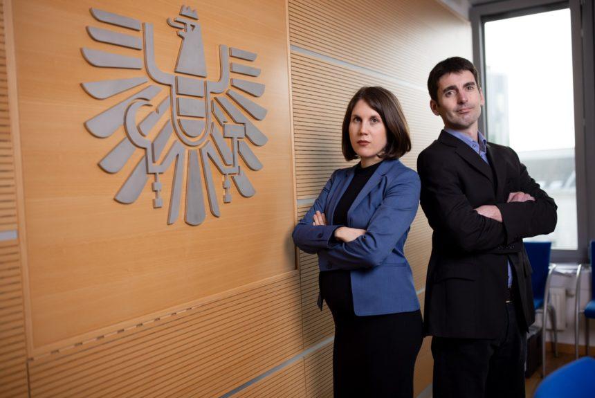 Die Klimaklage, Österreich vor Gericht